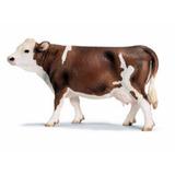 Miniatura De Vaca Simental Schleich