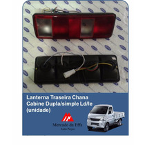 Lanterna Traseira Chana/pickup Cabine Simples Ld/le (par)