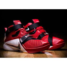 Nike Lebron Soldier 9 Ix Cavs