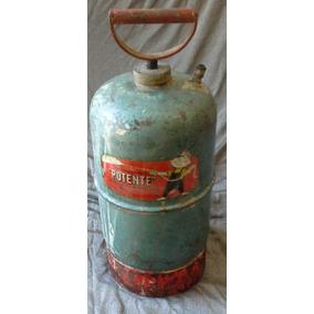 Antiguo Pulverizador Fumigador Mochila - Marca Potente 40x15