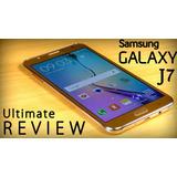 Samsung J7 4g Nuevos Libres Vidrio Templado De Regalo