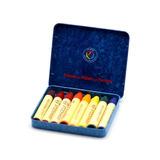 Stockmar Caja Metal 8 Colores Crayones Lápices Cera Abeja