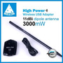 Wifi Usb Antena De Red Inalambrica 3 Watts 150 Mbps Potente