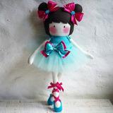 Muñecas De Trapo Juguetes Decoracion Cuarto Infantil Niña