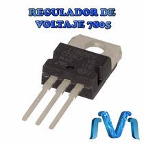 Regulador De Voltaje 5v L7805, 7805 Arduino Pic