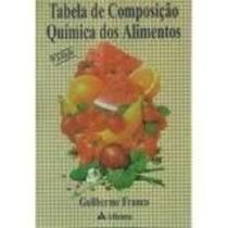 Tabela Química De Composição Dos Alimentos Guilherme Franco