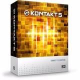 Kontakt 5 + Livrarias (alicia Keys/acordeon/sanfona) Win/pc