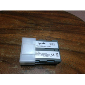Baterías Opteka Para Nikon D80