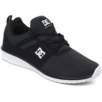 Tenis Calzado Hombre Heathrow Fall 2016 Negro Dc Shoes
