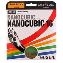 Cuerda Nanocubic 16 De Gosen Para Raqueta