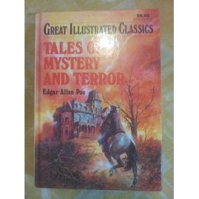 #livro.tales Of Mystery And Terror.edgar Allan Poe.capa Dura