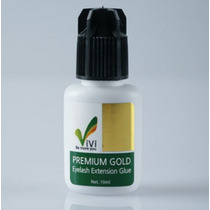 Cola Alongamento Extensão Cilios Fio A Fio Vivi Premium Gold