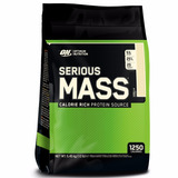 Serious Mass - 12lb - Optimum Nutrition+ Envío Gratis