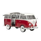Revell Vw T1 Samba Bus Kit Modelo Escala 124