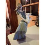 Antigua Figura De Porcelana Marca Zaphir By Lladró
