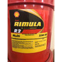 Aceite Shell Rimula R2 Diesel 25w50 Mineral Paila 19lts