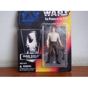 Vendo Muñeco De Accion De Star Wars Hans Solo El Poder De La