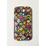 Capa Case Acrílico Baby Dino Urso Samsung Galaxy S3 I9300