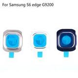 Vidrio Lente Camara Trasera Samsung Galaxy S6 Edge