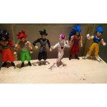 Muñecos Dragon Ball Z Articulados