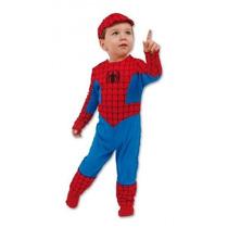 Disfraz De Spiderman Talla 1