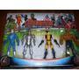 Muñecos Avengers La Roca Ultron Wolverine Vengadores X 4u