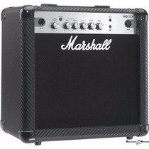 Mg15cf Marshall Amplificador Para Guitarra 15w