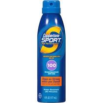 Coppertone Sport Spray Protector Solar Spf 100 Continuo 6 Fl