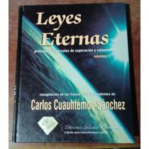 Leyes Eternas Vol 1 - Carlos Cuahutémoc Sánchez
