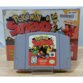 Pokemon Snap Con Caja ( Envío Gratis Con D H L ) N64