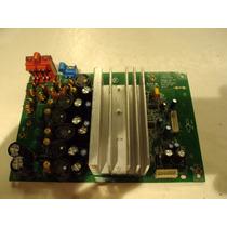 Placa Amplificador Digital Philips 4 X 100 W + 1 X 220 W