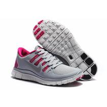 Zapatillas Nike Wmns Free 5.0+ Running Dama 2016 580591 061