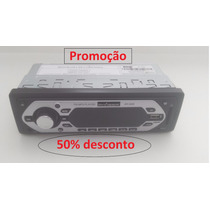 Som Automotivo Mp3 - Radio Fm - Usb/sd - Phaser Ar5400