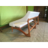 Living Sofa Sillon Antiguo Sonico Escandinavo Restaurado