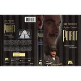 Poirot En Dvd Temporadas 1 A 13 - Serie Completa 18 Dvd Caja