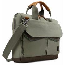 Maletin Porta Notebook Case Logic Hasta 14.1 Verde Loda-114