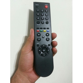 Control De Tv Sankey Modelo Cled-19c9 Original