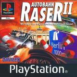 Juego Portable Autobahn Raser Ll De Play 1 Para Pc- Oferta
