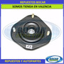 Base Amortiguador 48609-10091s Delantero Starlet 3 Tornillos