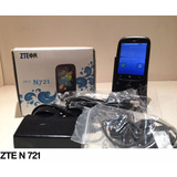 Celular Zte N 721 Android ,wifi,libres, Bluetooh 2,0 Mpx