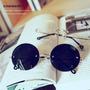 Óculos De Sol Redondo Parafusado Lentes Policarbonato