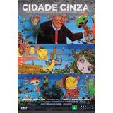 Cidade Cinza - Dvd - Marcelo Mesquita - Os Gêmeos - Grafites