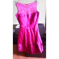 Vestido Carolina Herrera Ch Nuevo Original Oferta Talla 4
