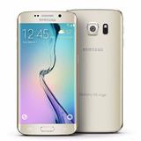 Galaxy S6 Edge Nuevo 32gb 4g Lte Marshmallow - Gold -de Eeuu