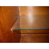 Mueble Cristalero C/detalle 42cmanchox1,60 Largox108 Cm Altu