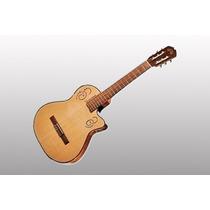 Guitarra La Alpujarra 300k + Funda Acolchada