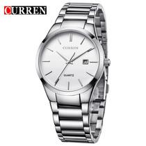 Relógios Masculinos Curren Casual Luxo Original Importado
