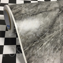 Revestimento Adesivo Imita Pedra Marmore Aplike - 10m X 1m