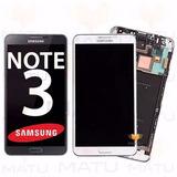 Tela Vidro Touch Display Frontal Samsung Galaxy Note 3 N9005