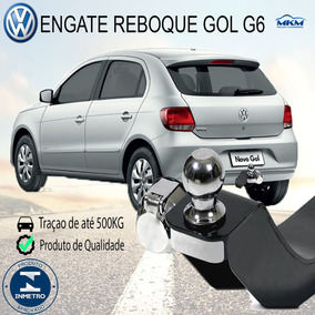 Engate Reboque Vw Gol G6 500kg C/ Selo Do Inmetro